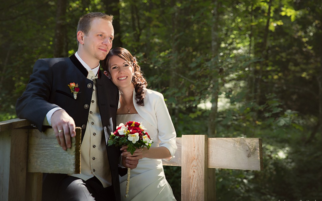 Hannes und Steffi haben geheiratet!