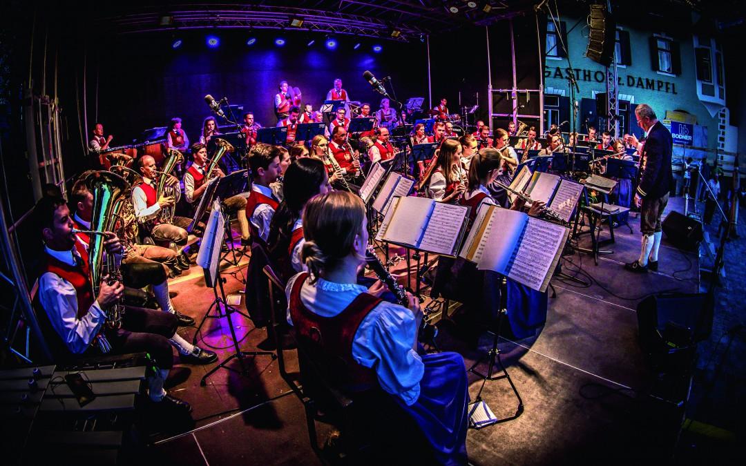 Sommerkonzerte 2018 – Programm
