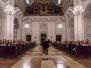 """""""ESCAPES"""" - Aufführung Salzburger Dom"""